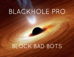 Blackhole Pro - Block Bad Bots