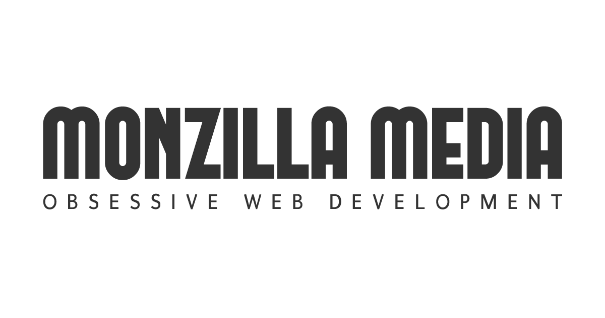 Monzilla Media: Obsessive Web Development
