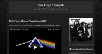 [ Pink Floyd Thoughts ]